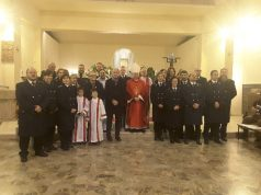 La Polizia Locale ha celebrato oggi il patrono, San Sebastiano