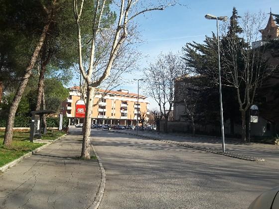Viale Verdi e via San Francesco