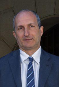 Antonio Cherubini, direttore Accettazione Geriatrica d'Urgenza -Punto di Primo Intervento Inrca