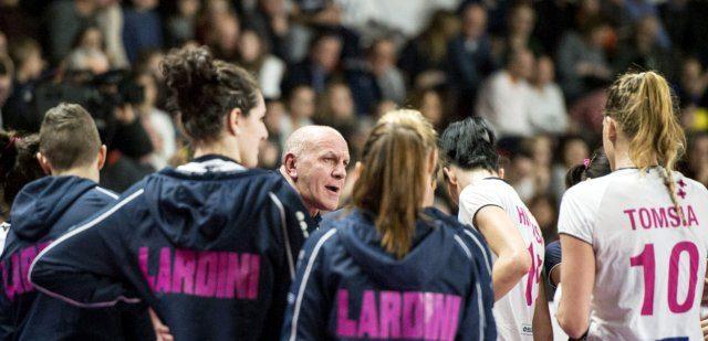 Coach Nica carica il gruppo in vista della difficile trasferta