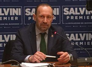 Sen. Paolo Arrigoni, commissario nazionale Lega Marche