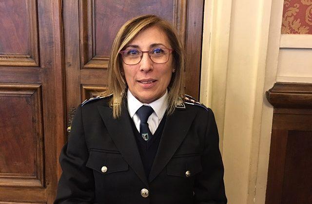 Liliana Rovaldi, comandante Polizia Municipale di Ancona