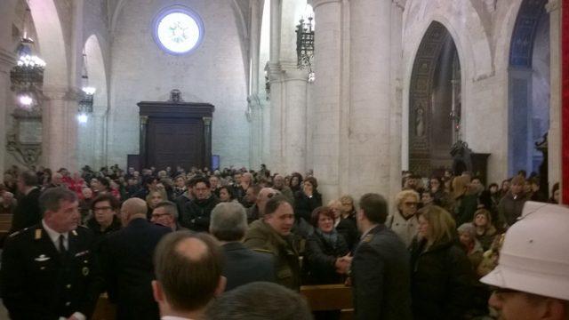 Rigopiano, Osimo ha celebrato una Messa a un anno dalla tragedia