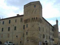 Piazza Mazzini a Monsano