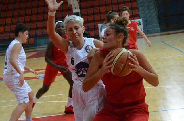 Basket femminile: la MyCicero Senigallia