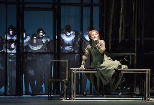 Rigoletto in scena al Teatro Pergolesi. Foto di Stefano Binci