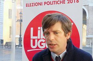 Pippo Civati oggi a Senigallia