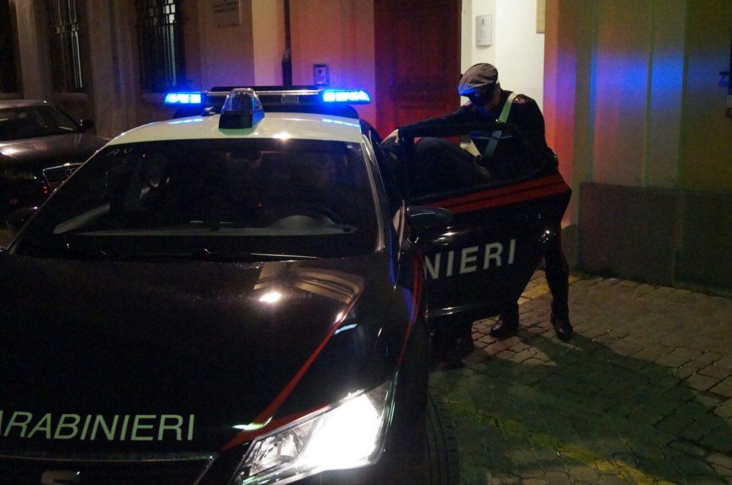 L'arresto di Omar Turchi