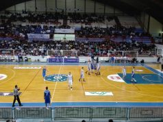 La partita tra Ristopro Fabriano e Malloni Porto Sant'Elpidio