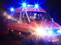 ambulanza, notte