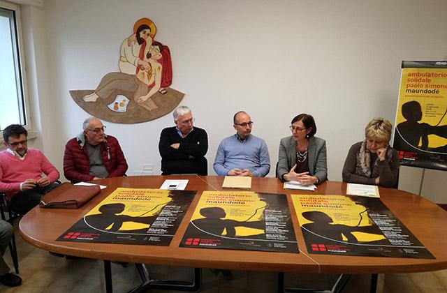 Ambulatorio solidale al centro Caritas di Senigallia