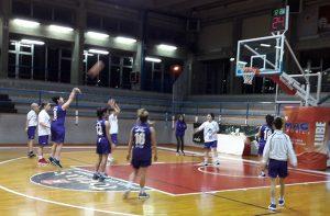 La MyCicero Basket 2000 Senigallia