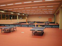 Il Centro Olimpico Tennistavolo di Senigallia