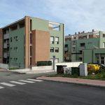 Gli appartamenti di edilizia residenziale pubblica alla Cesanella di Senigallia