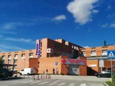 """L'ospedale """"Carlo Urbani"""" di Jesi"""