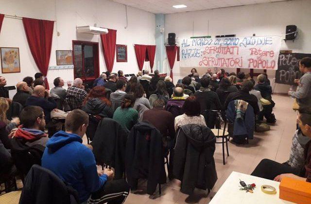 Potere al Popolo Senigallia riunito in assemblea