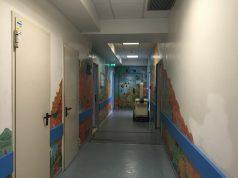 Il reparto di Rianimazione dell'ospedale Salesi di Ancona