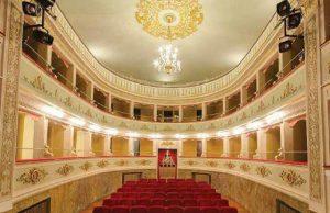 Il teatro La Vittoria a Ostra