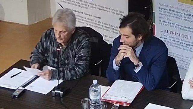 Vinicio Arteconi e Andrea Giombi