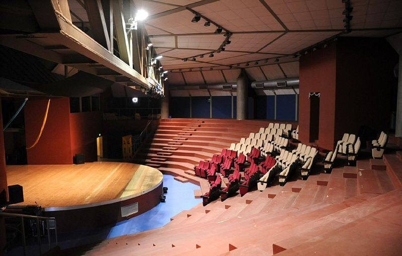 Il teatro Panettone