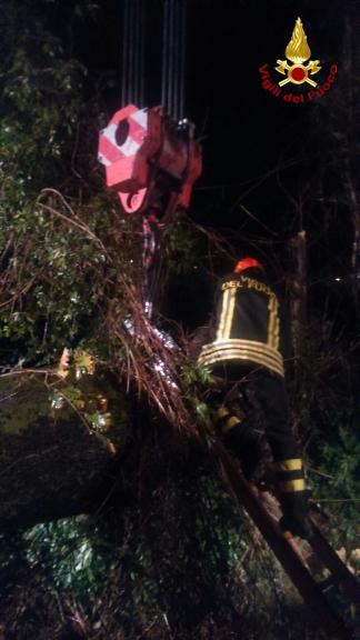 Maltempo in Valmusone, Osimo piange Mario Pucci e conta i danni