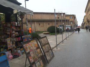 Cantiere Piazza Pergolesi