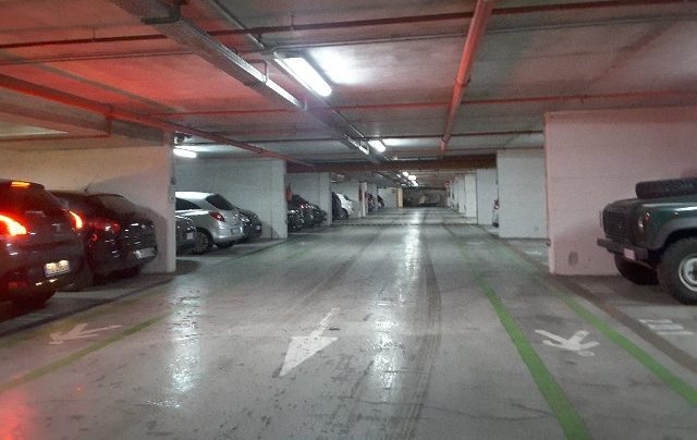 Parcheggio Mercantini