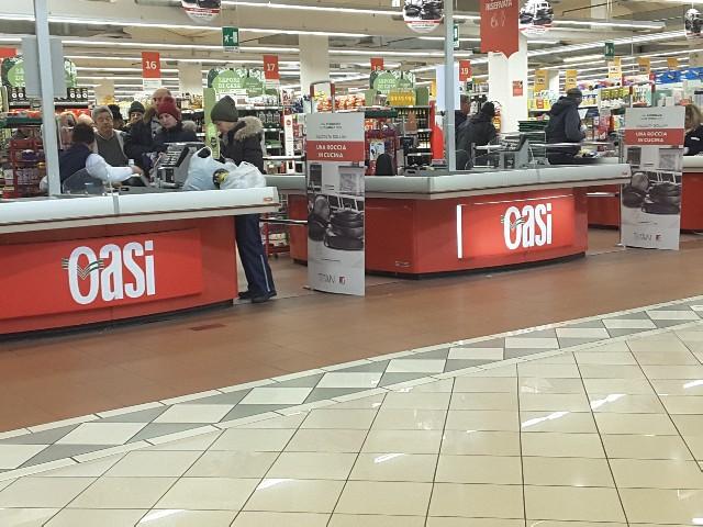 supermercato Jesi