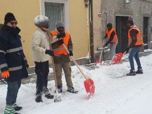 Spalatori volontari