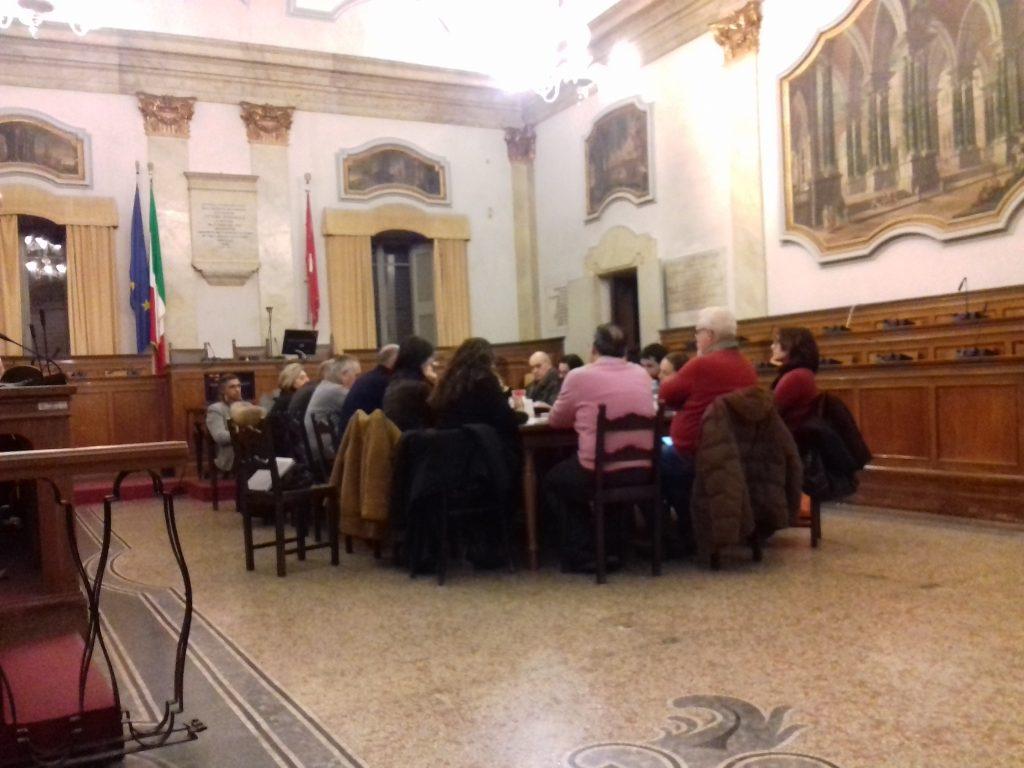 La riunione della Commissione Cultura