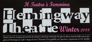 Hemingway Theatre Winter