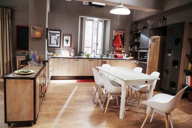 In tv la creatività marchigiana. E così la cucina Mocaki entra in ...