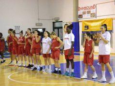 Il Basket Girls continua l'allestimento per la prossima stagione