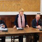Il sindaco di Filottrano, Lauretta Giulioni