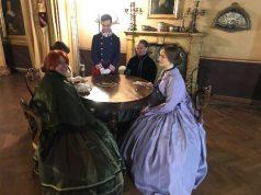 Nella casa museo Colocci Vespucci il racconto della storia d'amore tra Adriano Colocci e Clotilde Morozzi