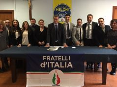 La squadra di Fratelli d'Italia alle elezioni politiche