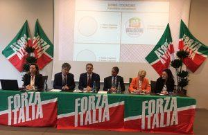 I candidati capolista alla Camera e al Senato di Forza Italia