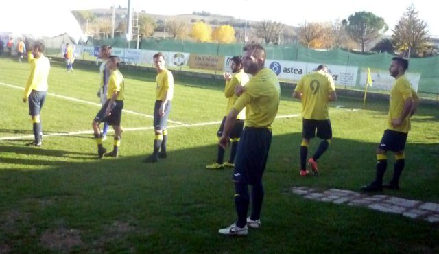 Passatempese sconfitta in finale di Coppa Promozione