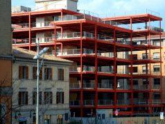 Palazzo di vetro in corso Stamira