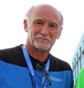 Luciano Castelli, organizzatore del Corrimarche