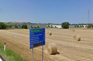 L'area Zipa a Casine di Ostra