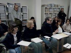 I componenti dell'associazione Amici Disabili di Senigallia