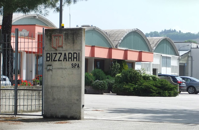 L'azienda Bizzarri Spa di Corinaldo