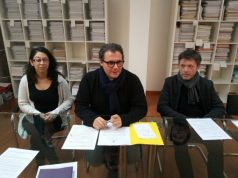 Elisa Pellegrini, Corrado Canafoglia, Marcello Mancini