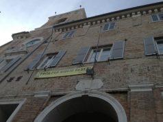 Il municipio del Comune di Senigallia