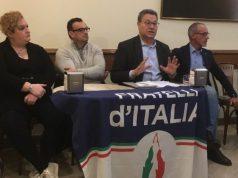 L'incontro a Fabriano per la presentazione dei candidati