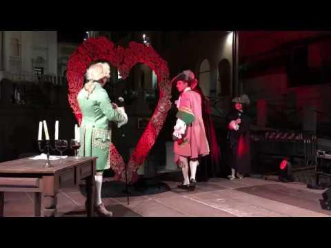 San Valentino: a lezione di bacio con Casanova