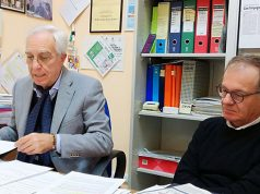 I referenti del Tribunale del Malato di Senigallia: da sinistra Umberto Solazzi e Carlo Massacci