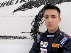 Simone Riccitelli, classe 2002, parteciperà al Campionato Italiano Prototipi di automobilismo