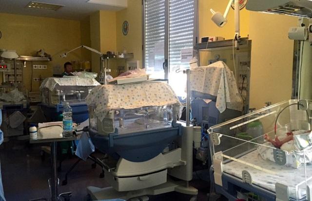 Terapia Intensiva Neonatale del Salesi
